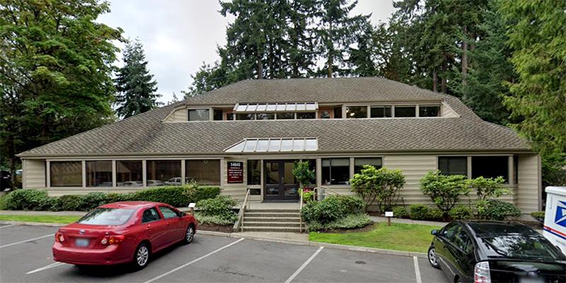 Bellevue Dentist - Office Building